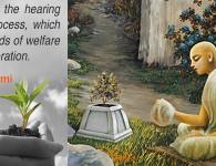 Romapada Swami on ulitmate piety