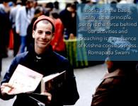 romapada swami on krishna consciousness