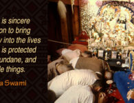 romapada swami on how a devotee is protected