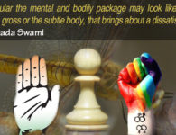 romapada swami on Root cause of despondency