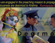 romapada swami on preaching krishna consciousness